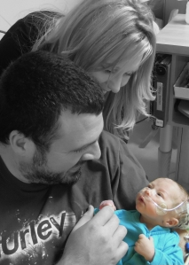 Vie de papa: notre histoire dans le journal