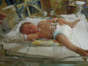 Vie de papa: une visite en néonatalité au CHUL