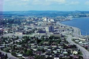 Rimouski: un beau gros village