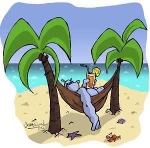 Sondage de la semaine: les vacances d'été