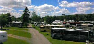 Vie de papa: camping à Québec