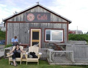 Commerce en région: La Brulerie du Quai - Carleton