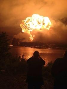 Lac-Mégantic-explosion