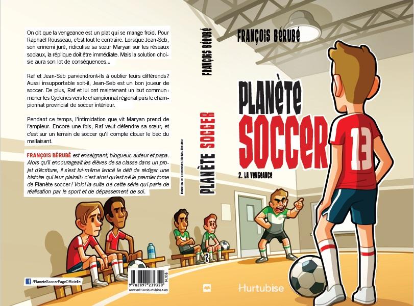 planète soccer - tome 2 - C1 et C4