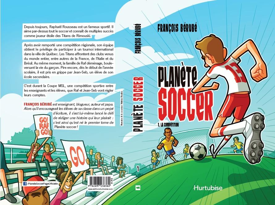 Planete soccer - tome 1 - C1et4